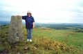Me by the trig point.