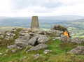 Easdon Tor Trig Point