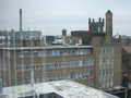 View from Herschel Building towards Bedson Building