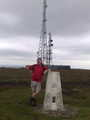 me at the trigpoint