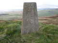 BAREND HILL TRIGPOINT