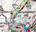Llanymynech Golf Links Route
